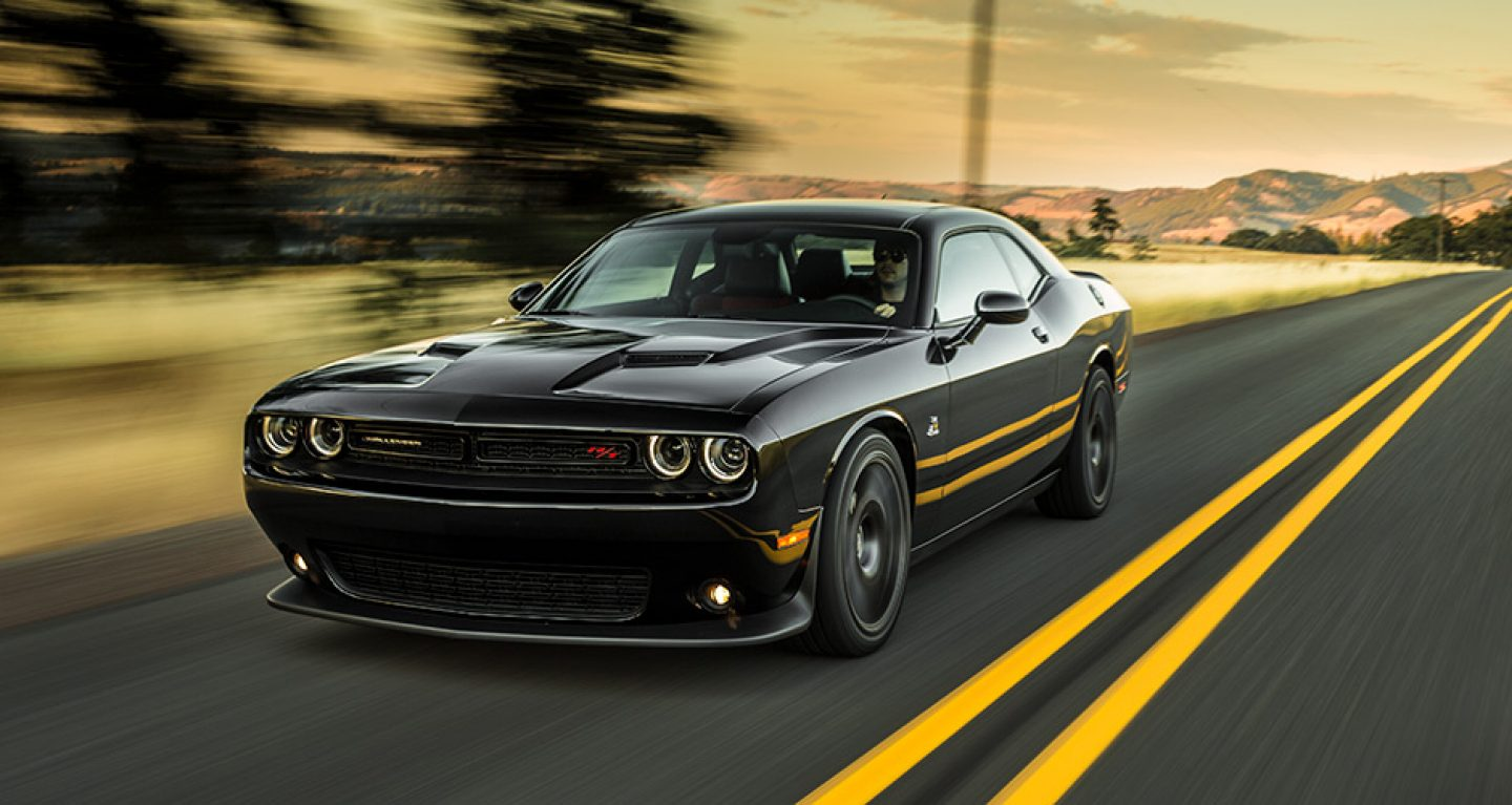 2017 Dodge Challenger Leasing near Mustang, OK