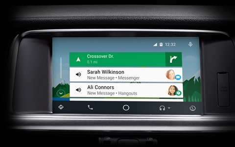 Android Auto Guide - Sherwood Kia