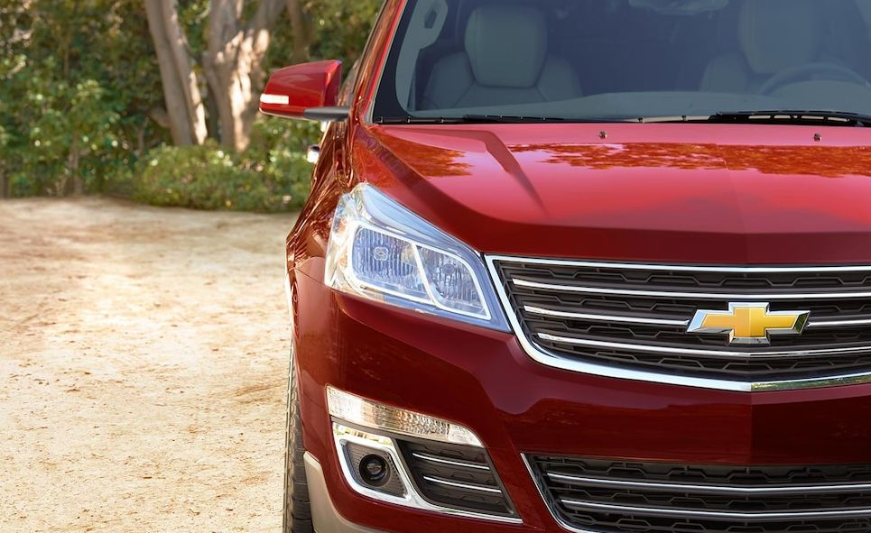 Take Home the Chevy Vehicle of Your Dreams Today!
