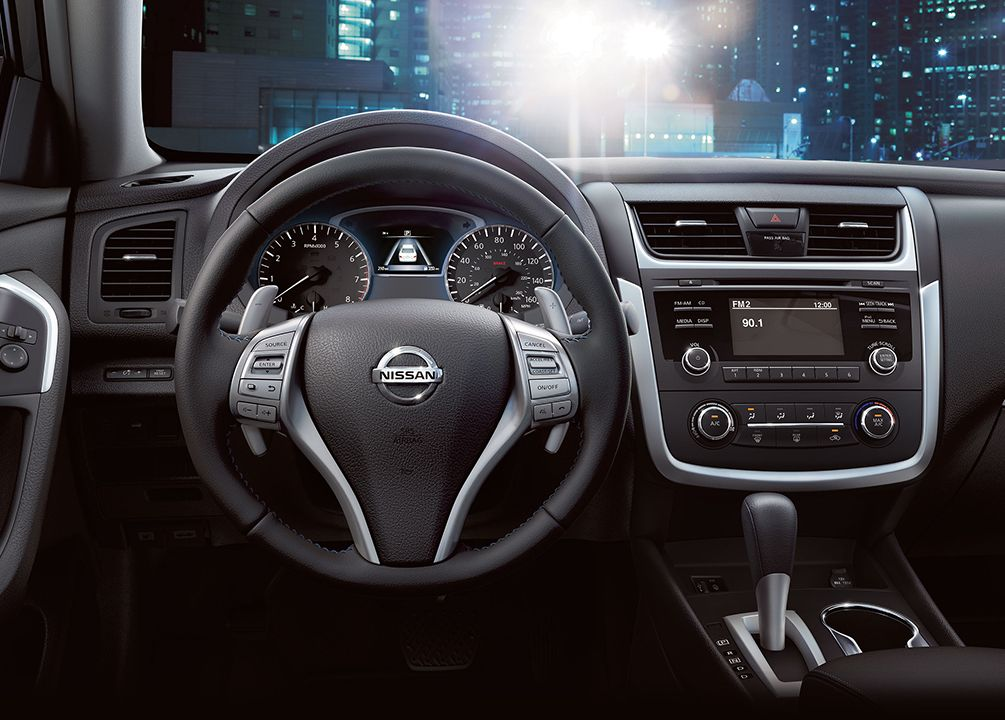Take One Of Our Nissan Models Out For A Test Drive!