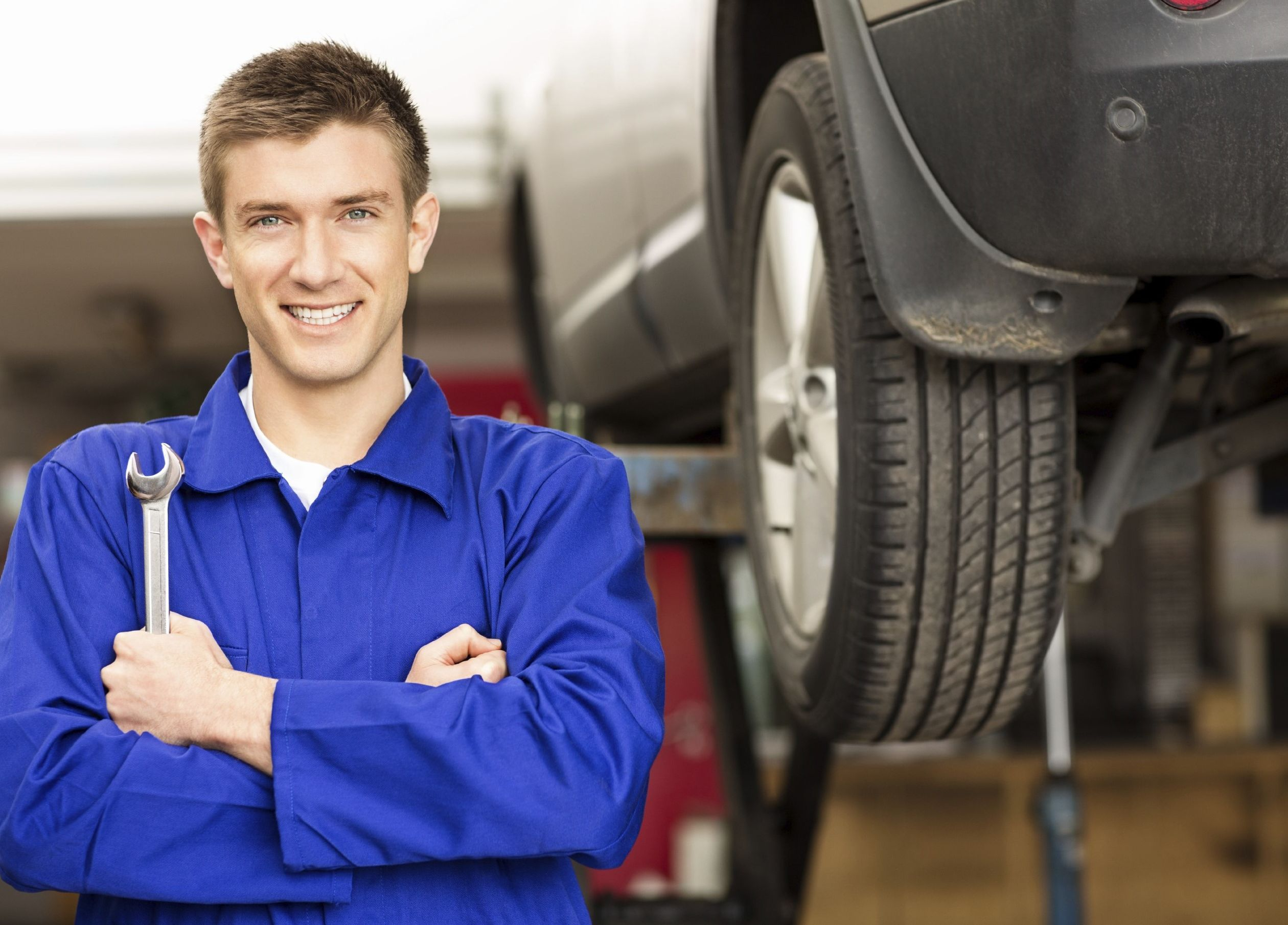 You Can Trust Us for Supreme Auto Service
