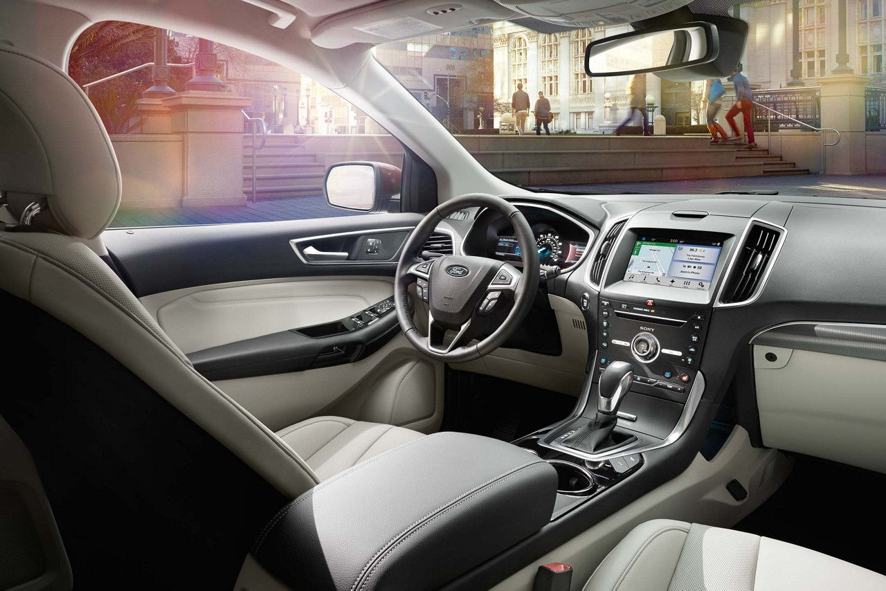 The Cabin of the 2017 Edge