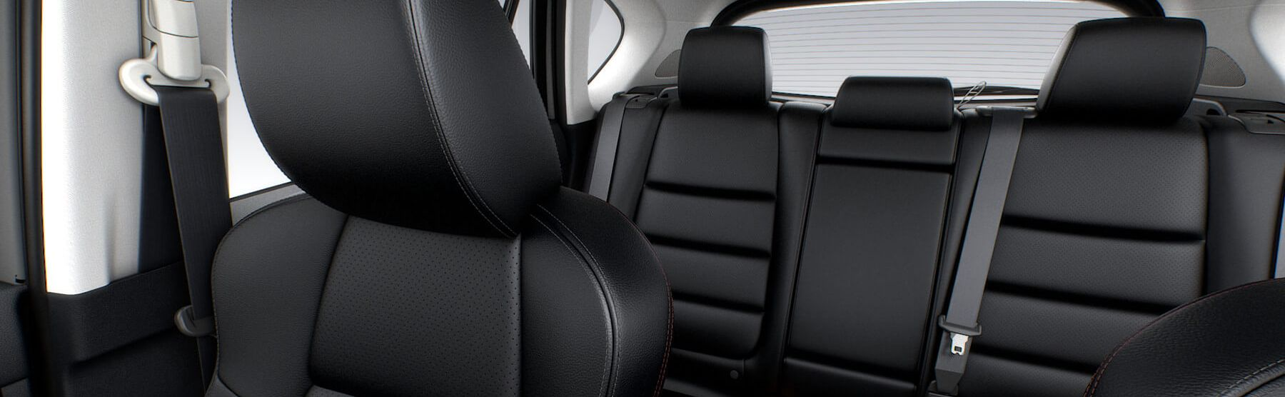 Mazda CX-5 Luxurious Upholstery