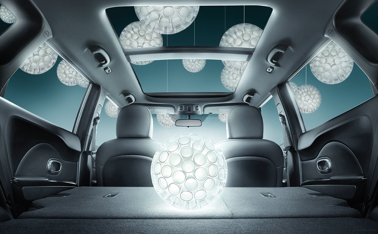 The Spacious Interior of the 2017 Soul