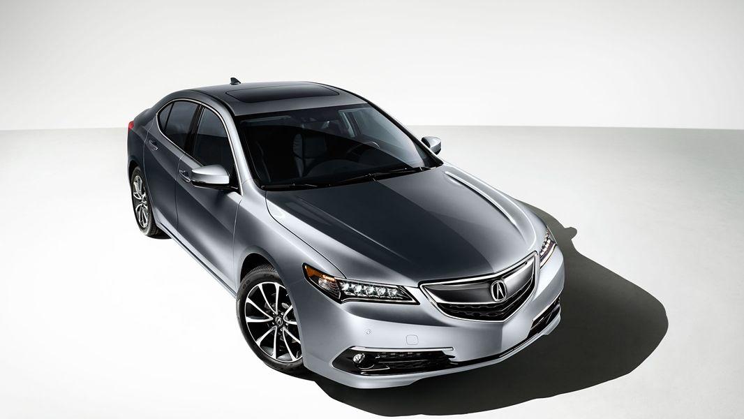 Acura TLX Vs Lexus ES Near Milwaukee WI Acura Of - 2018 acura tl body kit