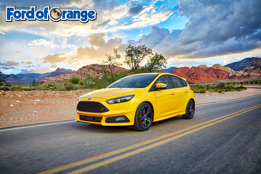 2017 Ford Focus Orange County Huntington Beach Santa Ana