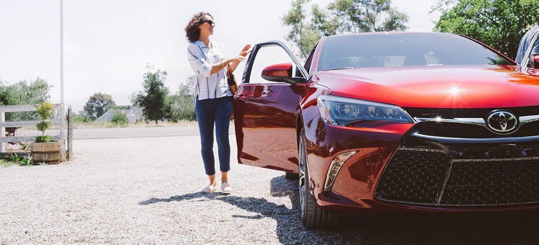 2017 Toyota Camry Leasing In Woburn, MA