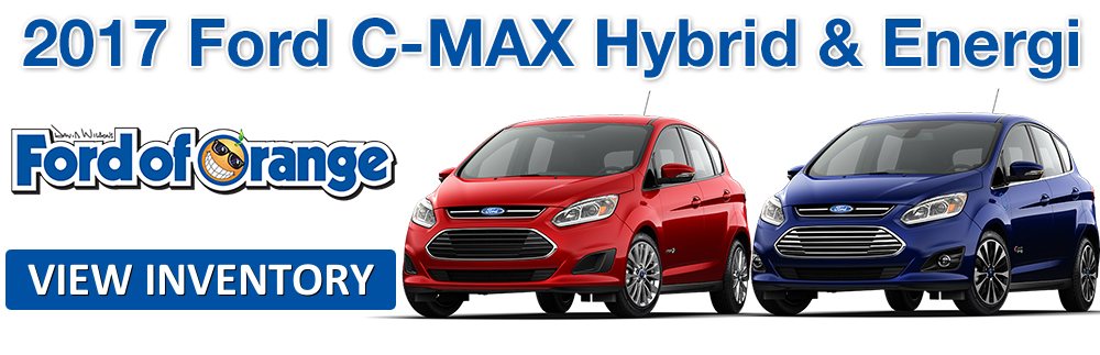 2017 Ford C-MAX Hybird Energi Orange County Huntington Beach Irvine