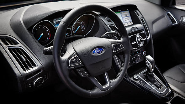Take the Wheel of the 2017 Focus at Gillespie Ford!