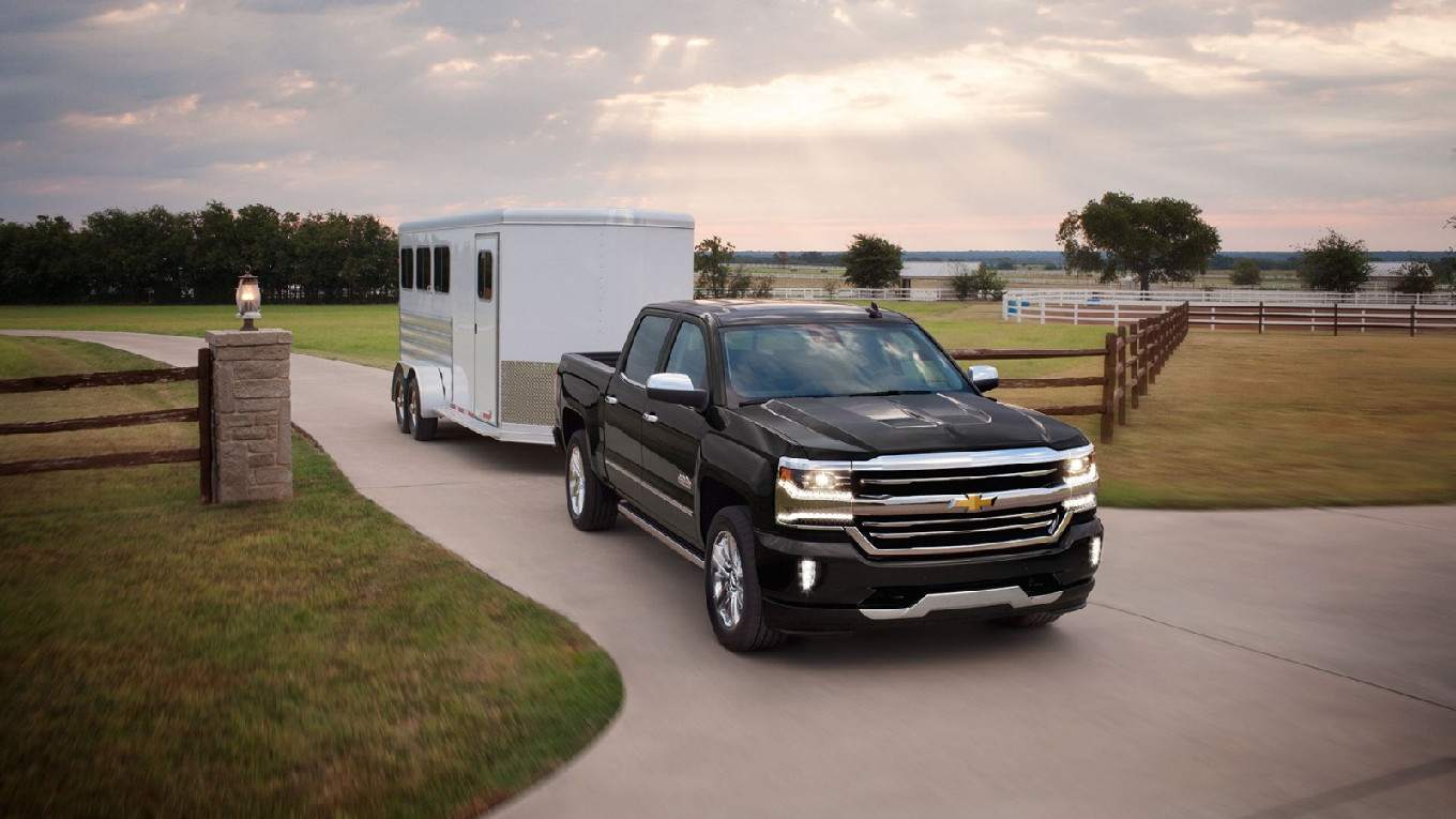 2017 Chevrolet Silverado 1500 Leasing near Washington, DC