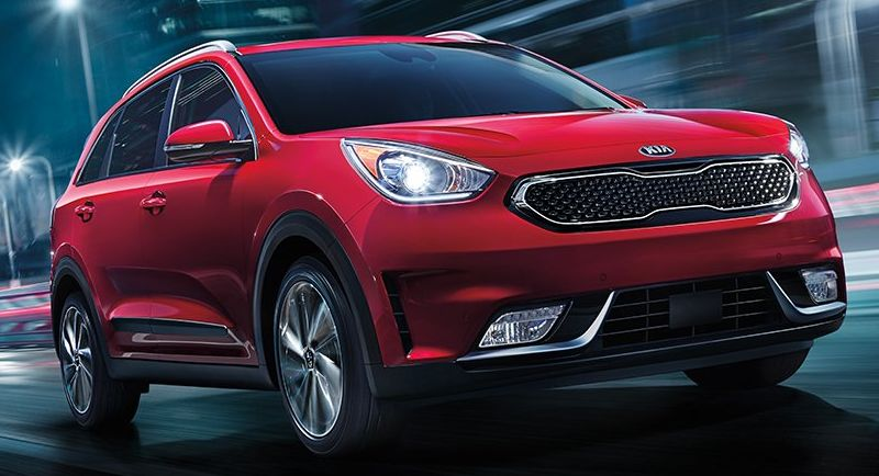 2017 Kia Niro Leasing near Lincoln, NE