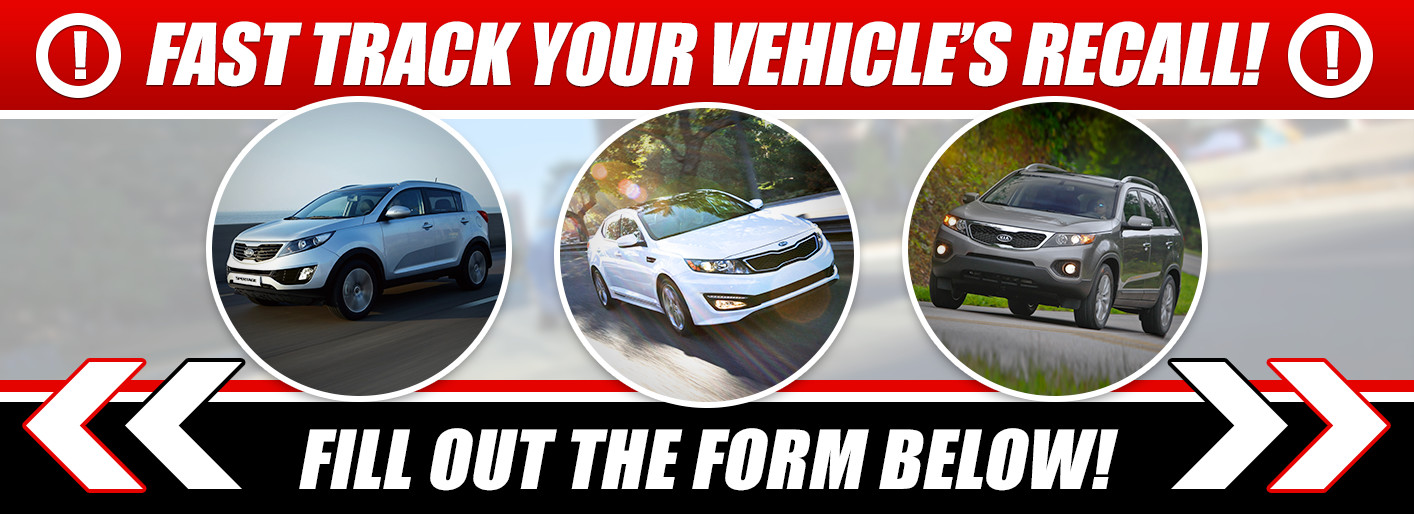 Kia Vehicle Recall Information Request - Jim Butler Kia