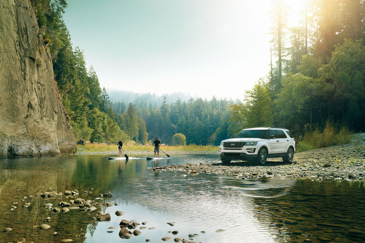 2017 Ford Explorer Leasing in Carson City, NV - 2017 Ford Explorer Leasing In Carson City, NV - Capital Ford