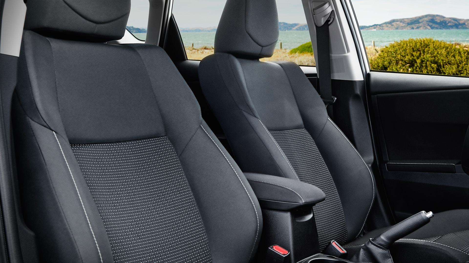 Sport Seats In The Corolla IM