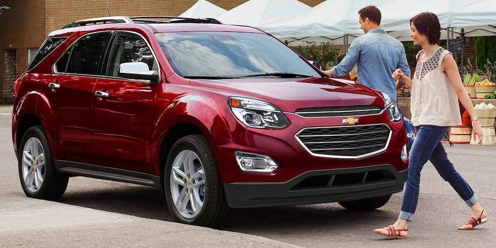 2017 Chevy Equinox Leasing in Chicago, IL