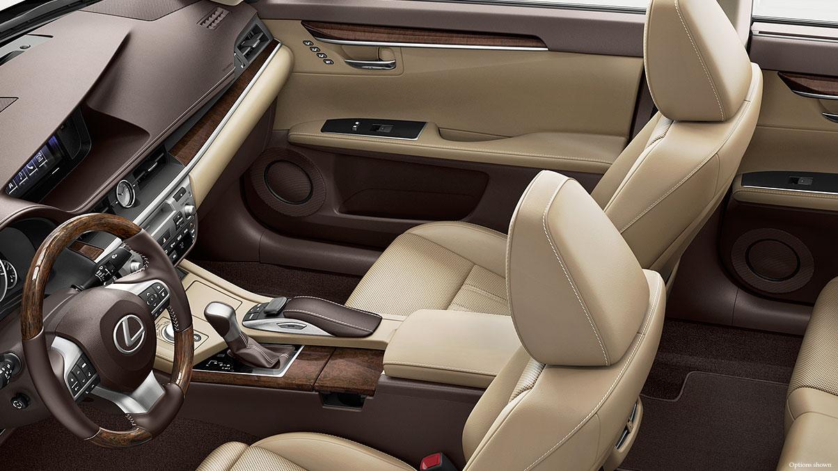 2017 Lexus Es 350 Interior Www Indiepedia Org