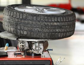 Our Technicians will get your Tires Rotated Quickly and Efficiently!