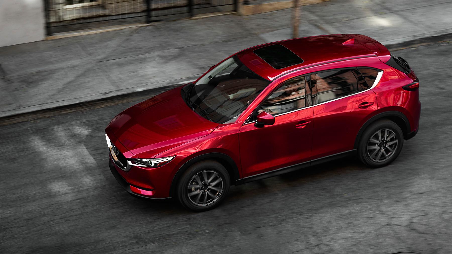 Mazda CX Leasing In South Bend IN Basney Mazda - South mazda