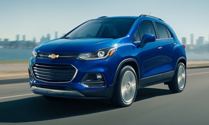 2017 Chevy Trax for Sale near Boardman, OH