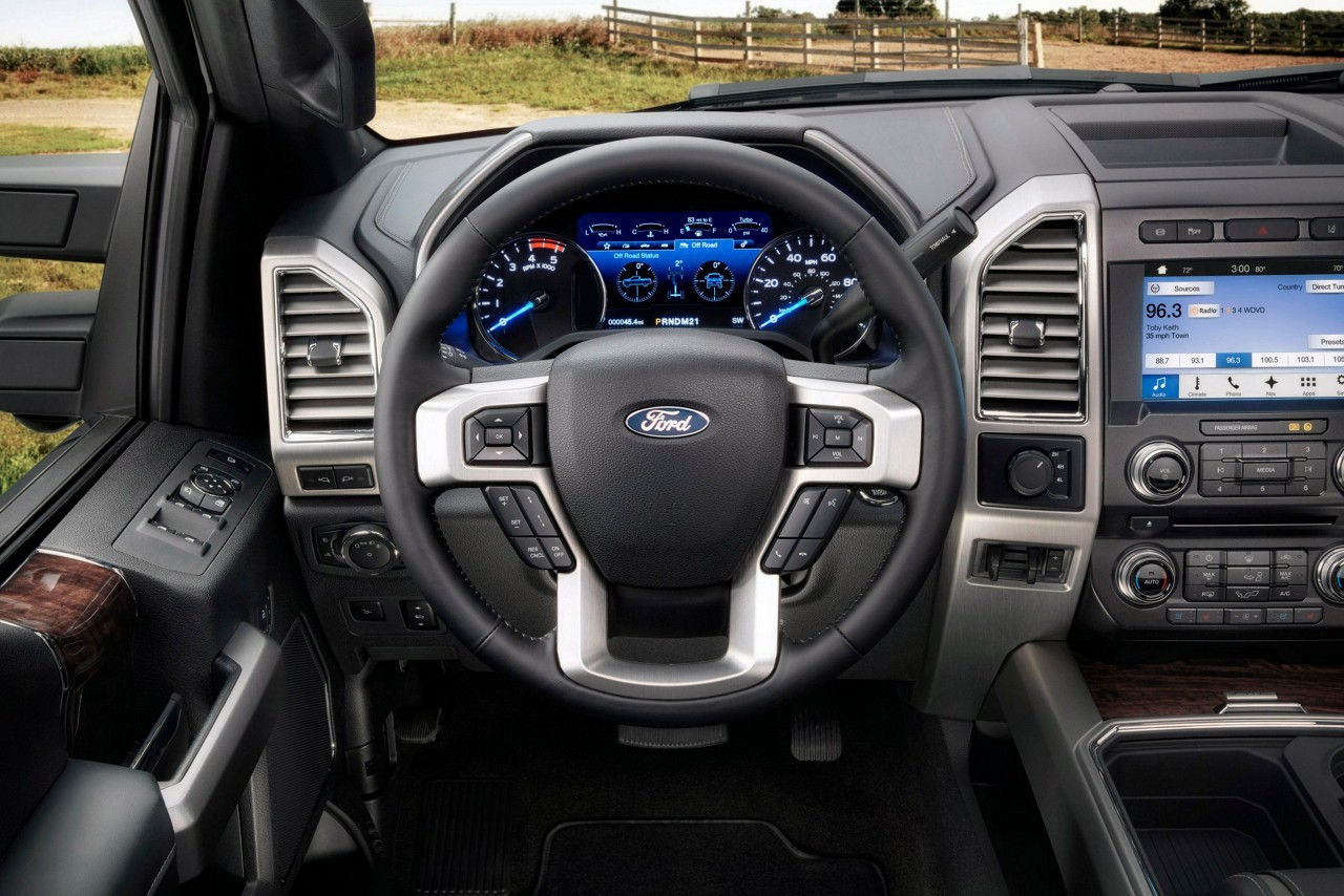 Time-trusted dependability and state-of-the-art innovation come together in the 2017 Ford F-250 for sale near Lubbock, TX. This industrious heavy duty ...
