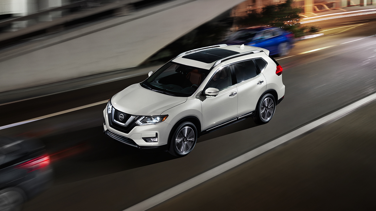 Charming 2017 Nissan Rogue Trim Comparison Near Leominster, MA