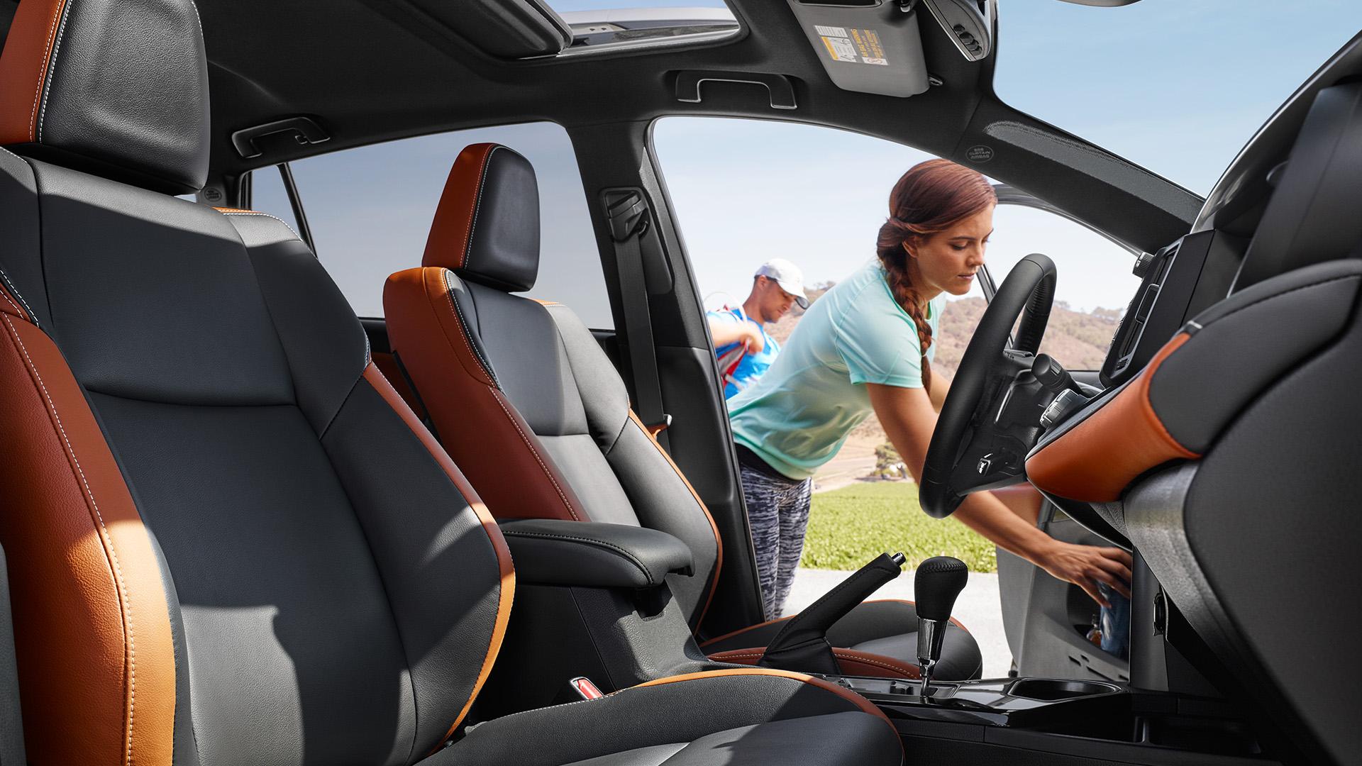 2017 Toyota RAV4 vs 2017 Nissan Rogue in Elkhart, IN - Heart