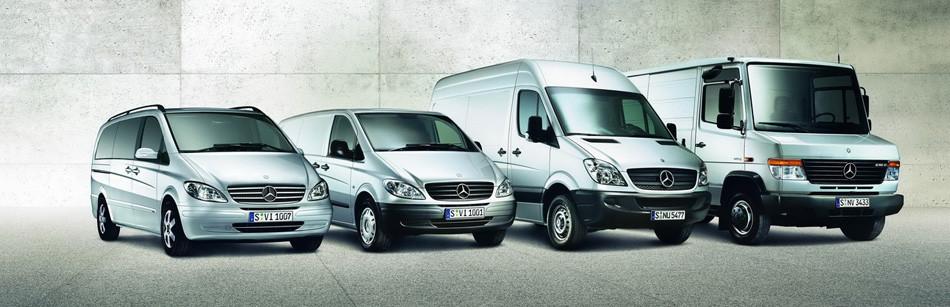 Sprinter Van Fleet Repair Service & Maintenance | Mercedes
