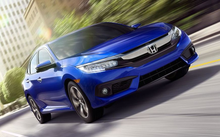 2017 Honda Civic For Sale Near Hagerstown, MD