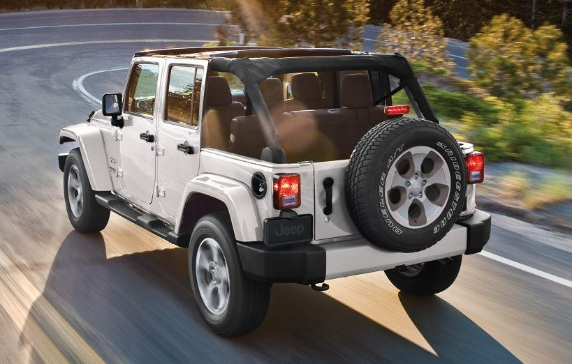 2017 Jeep Wrangler Unlimited for Sale in Midwest City, OK