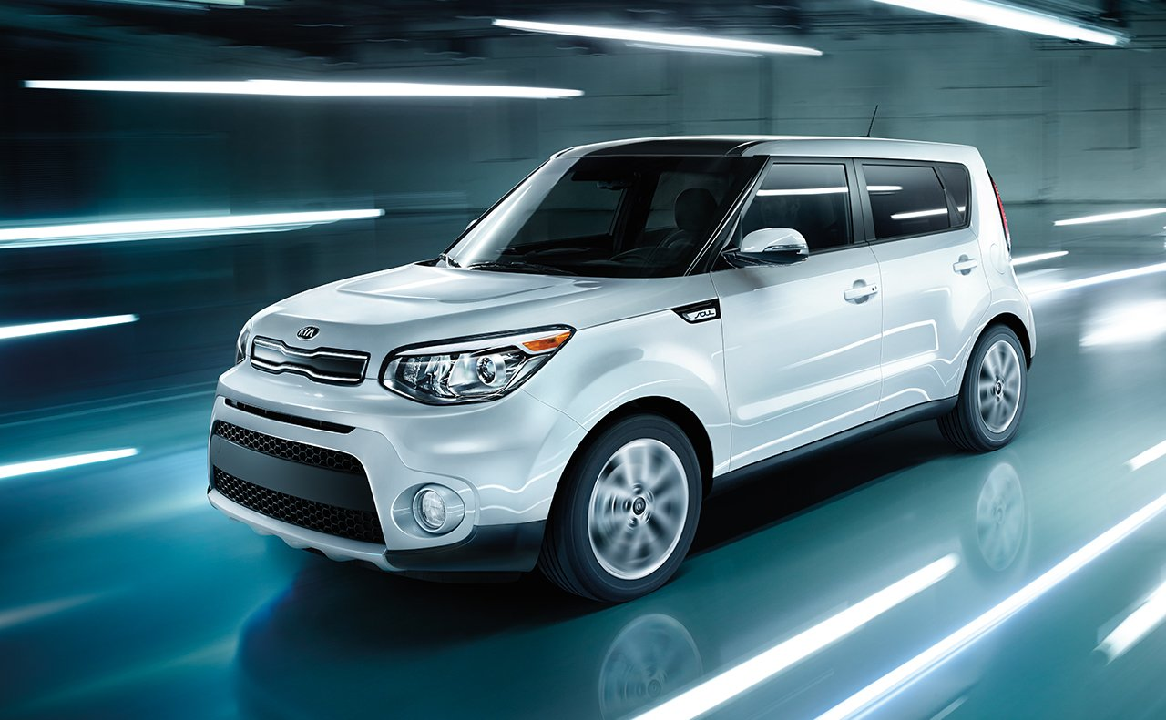 2017 Kia Soul Leasing in Honolulu, HI