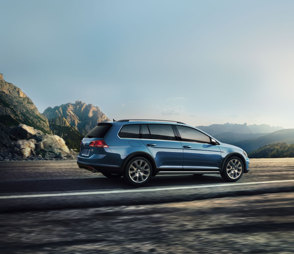 2017 VW Golf Alltrack Leasing near Washington, DC