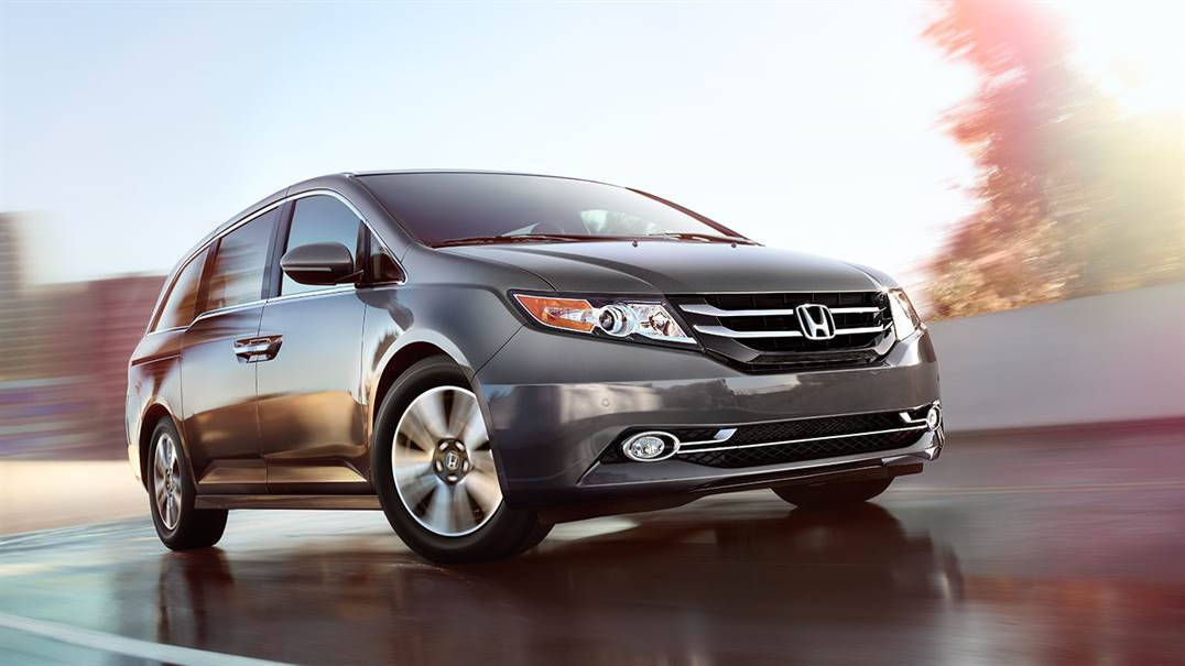 2017 Honda Odyssey for Sale in Chantilly, VA