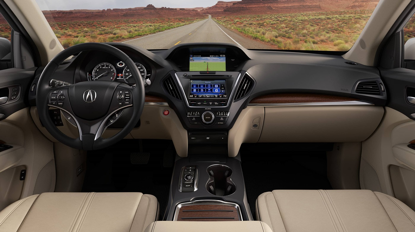 Equally Enthralling As Its Exterior The Cabin Of Acura MDX Is Embellished With Refined Details From Front To Back