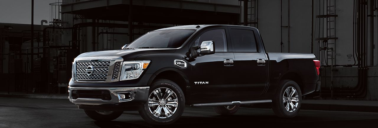 New 2017 Nissan Titan | Full-Size Truck Offers in Elgin, IL