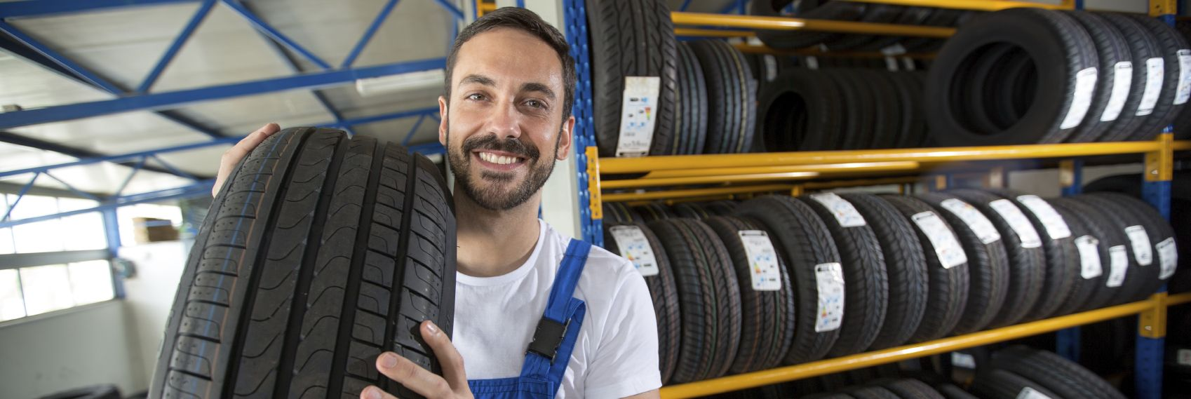 Buy 3 Get 1 for a Dollar Tire Deal