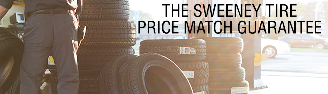 Did You Know That Sweeney Chevrolet Buick GMC Has A Thirty Day Price Match  On Our Tires? Hereu0027s How It Works: If You Find The Tires You Have Put On  Your Car ...
