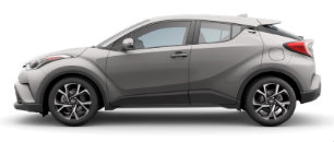 2018 Toyota C-HR near Houston
