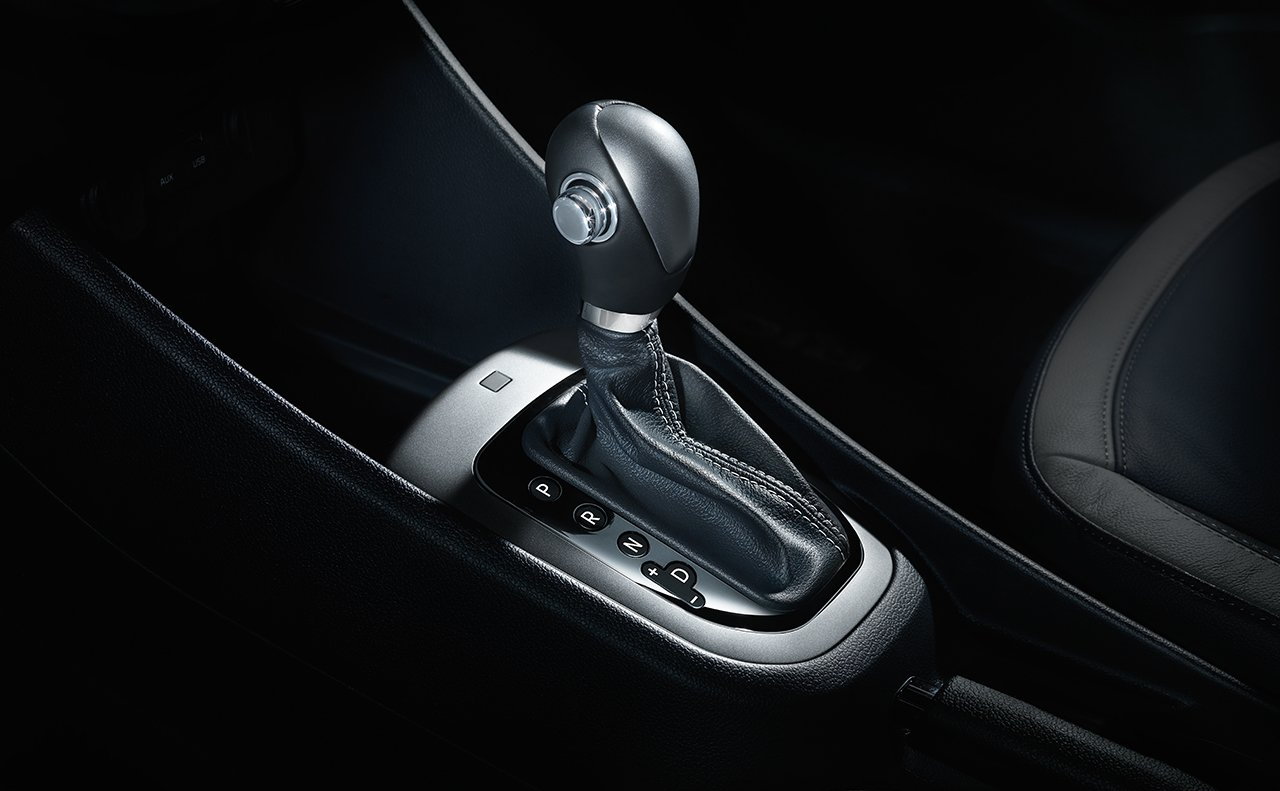 Exceptionally Smooth Shifting Awaits You in the Kia Rio
