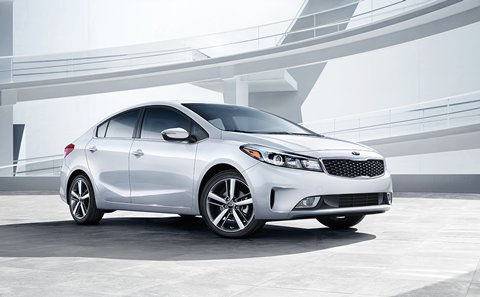 2017 Kia Forte for Sale near Haughton, LA