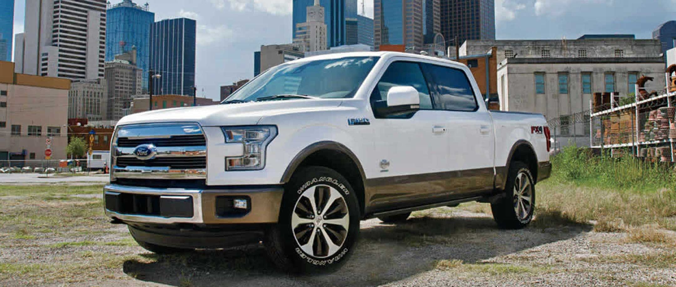 2017 Ford F-150 vs 2017 Chevrolet Silverado 1500 near Fort Worth, TX