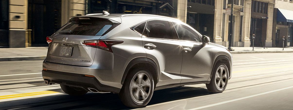 2017 Lexus NX 200t Leasing near Washington, DC