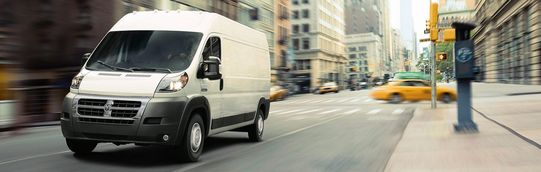 2017 Ram ProMasterR Cargo Van For Sale Near Chicago IL
