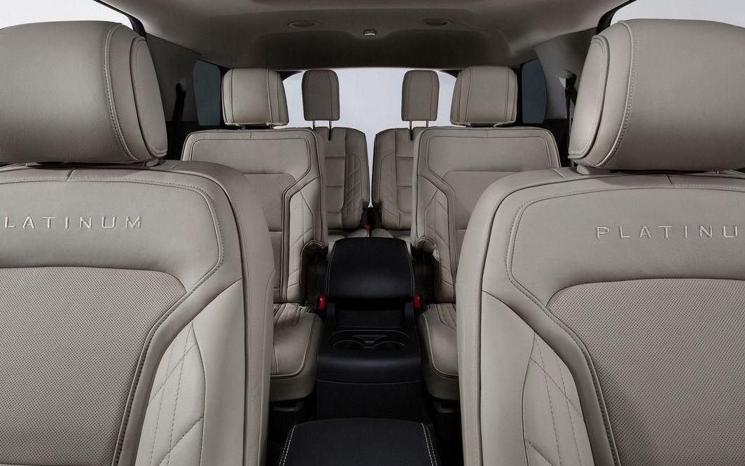10-way Power-Adjustable Driver's Seat in the Ford Explorer