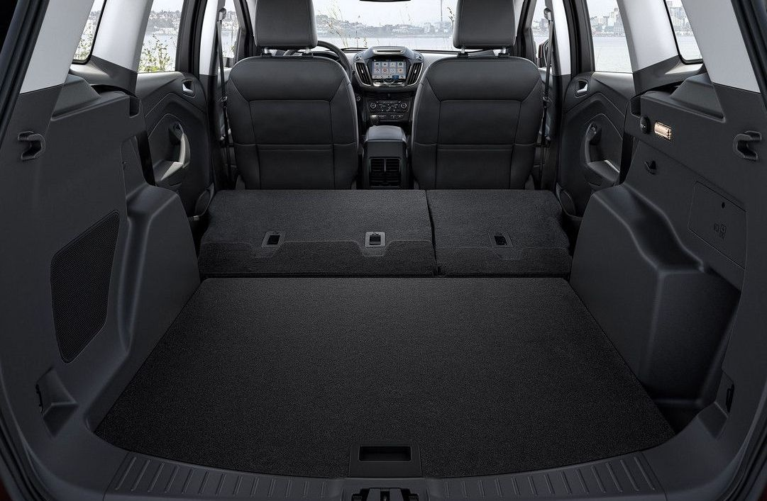 Ford Escape Cargo Space