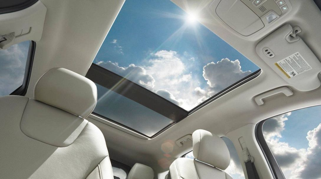 Ford Edge Panoramic Vista Roof®