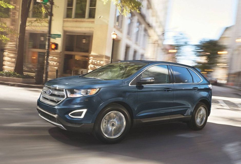 2017 Ford Edge Financing in Garland, TX