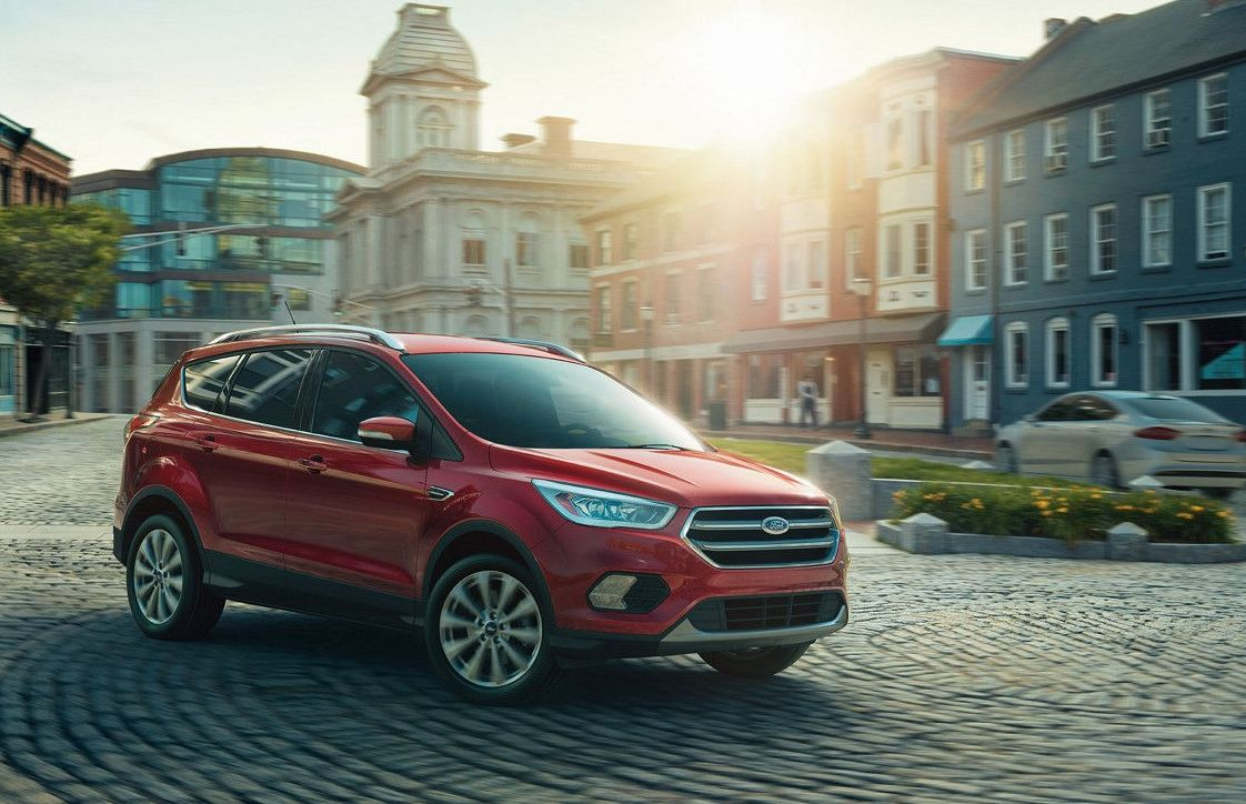 2017 Ford Escape Financing in Garland, TX