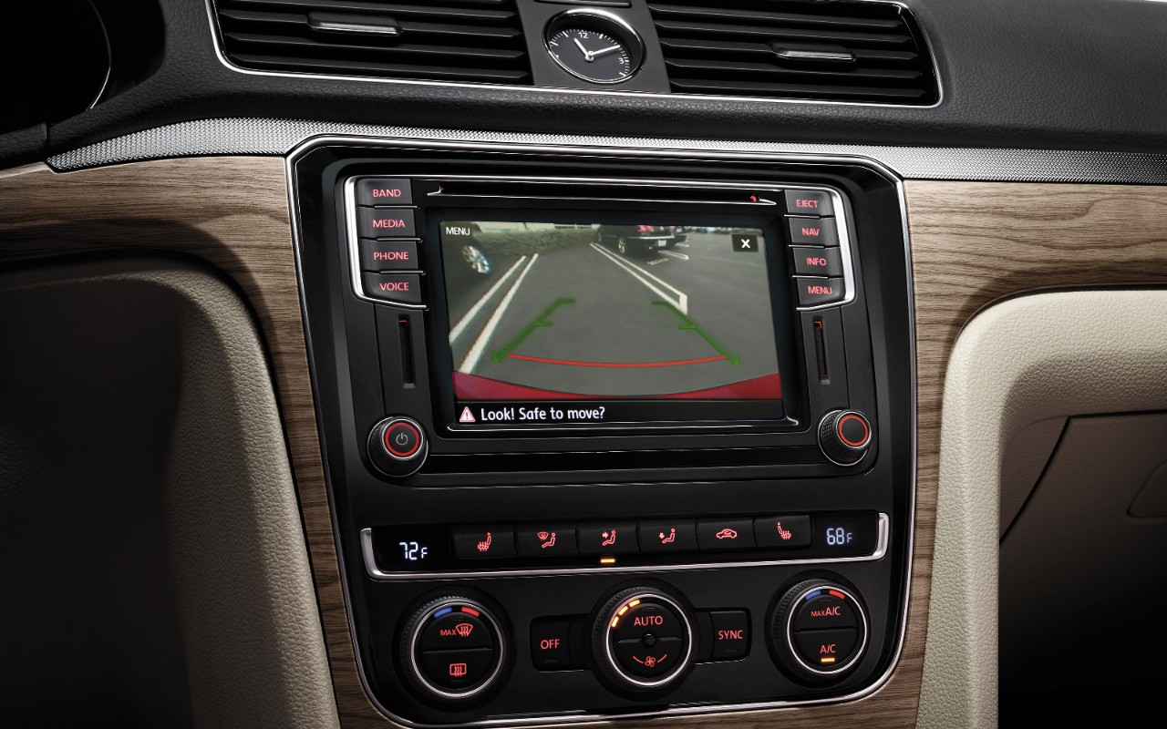 Available Technology for the Passat