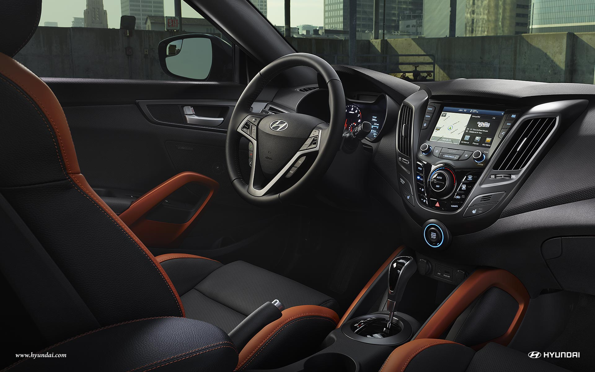 Exceptional Hyundai Veloster Turbo Interior