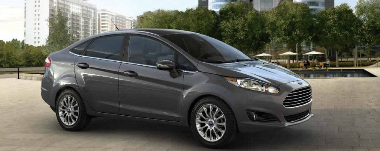2017 Ford Fiesta Financing in Garland, TX